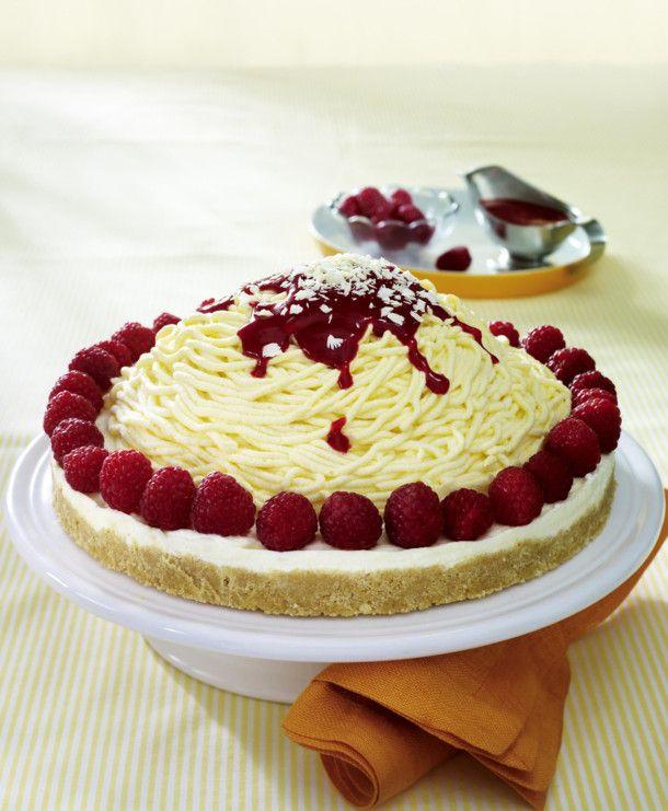Unser beliebtes Rezept für Spaghetti-Eistorte und mehr als 55.000 weitere kostenlose Rezepte auf LECKER.de.