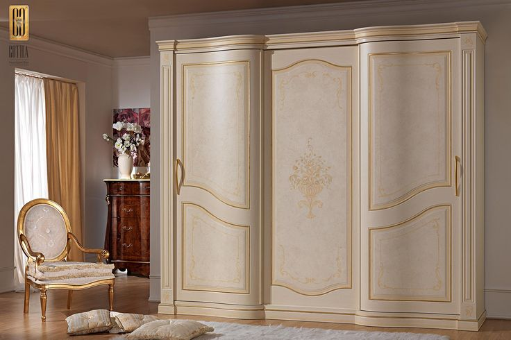 Armadio Botero - Gotha Luxury Bedroom Forniture #GothaLuxury #luxury #bedroom #classic