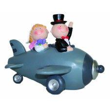 Das Brautpaar wünscht sich eine kleine finanzielle Zugabe zu ihren Flitterwochen?
