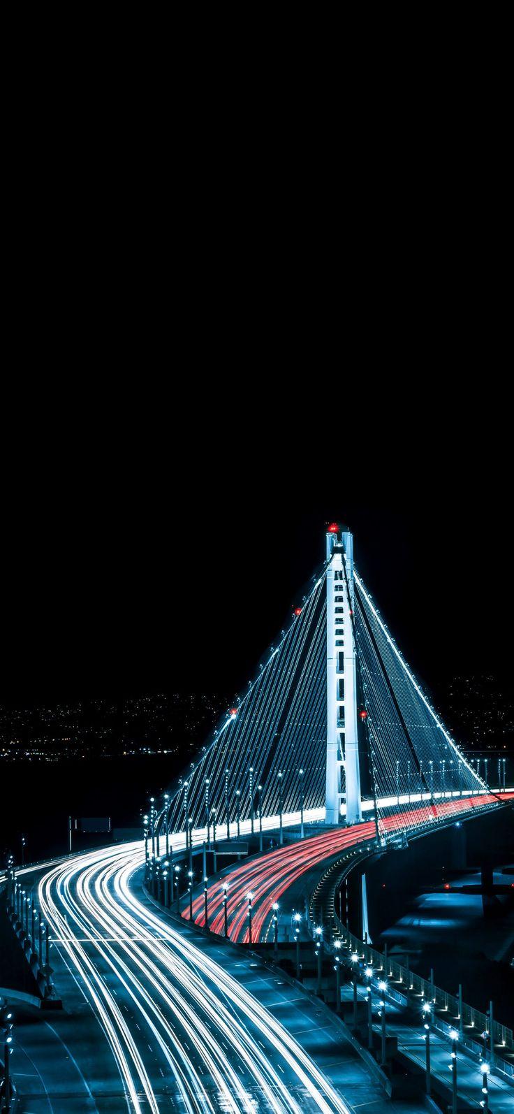 San Francisco Oakland Bay Bridge em 2020
