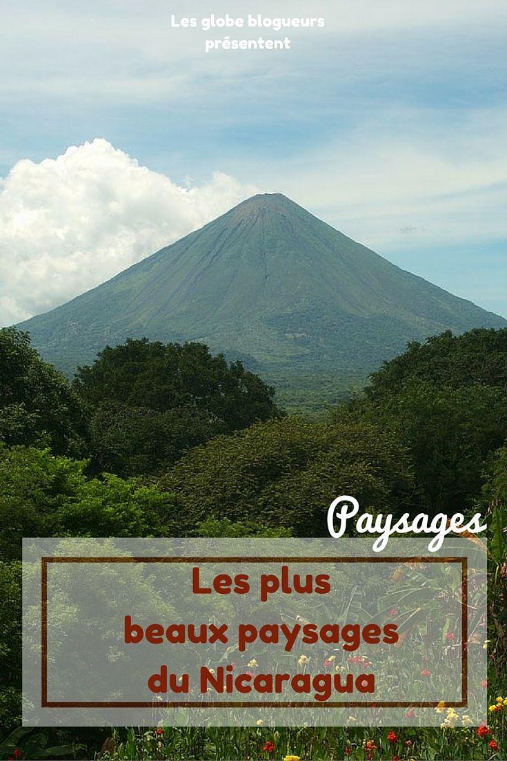 Découvrez les plus beaux paysages du Nicaragua : volcans, fleuve, estuaire, plage de rêves...
