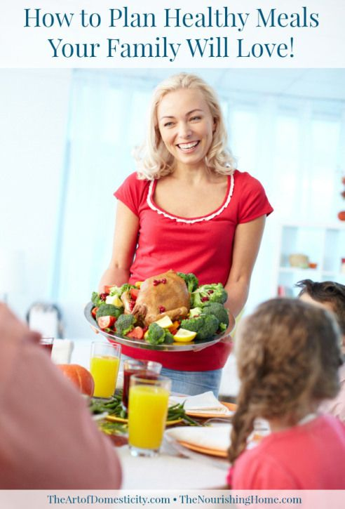 Meal planning for house guests