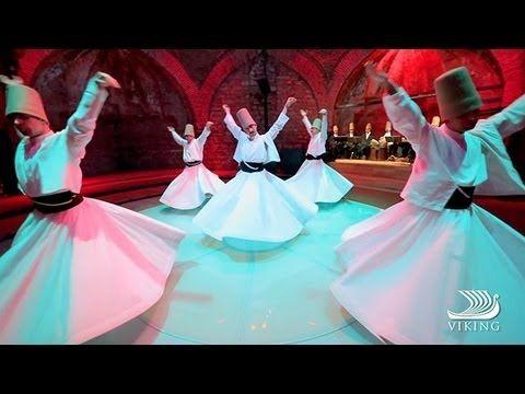 #Whirling #Dervish #Sufi #Rumi #Turkey