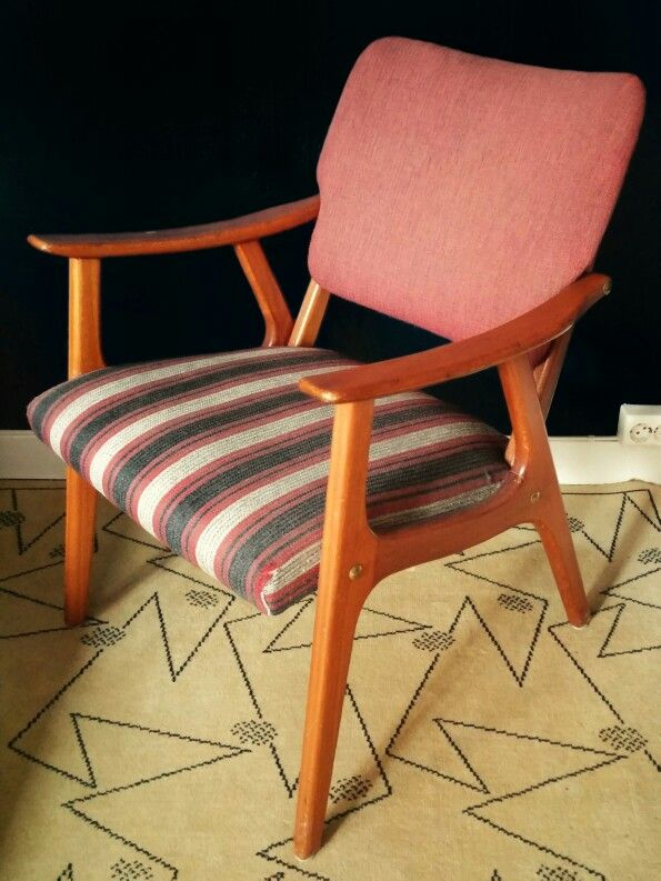 teak and wool. designed and manufactured in norway.