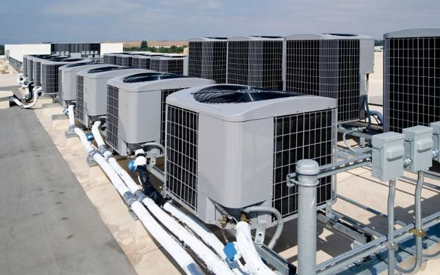 For Commercial Air Conditioning Always Consult a Reputed Manufacturer