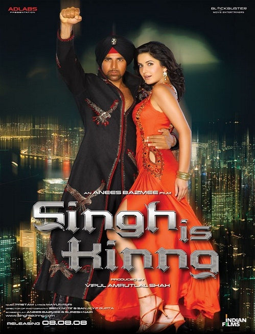 Singh is King! Sheran di kaum Punjabi
