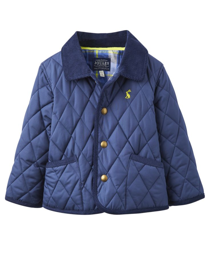 227 best Baby Boys Clothes images on Pinterest | Unisex, Baby girl ... : quilted baby coat - Adamdwight.com