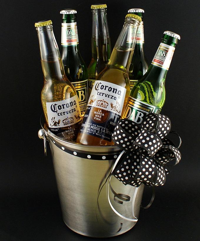 Selección Cervezas Premium en Champagnera - Fiestas 2012 - Uruguay