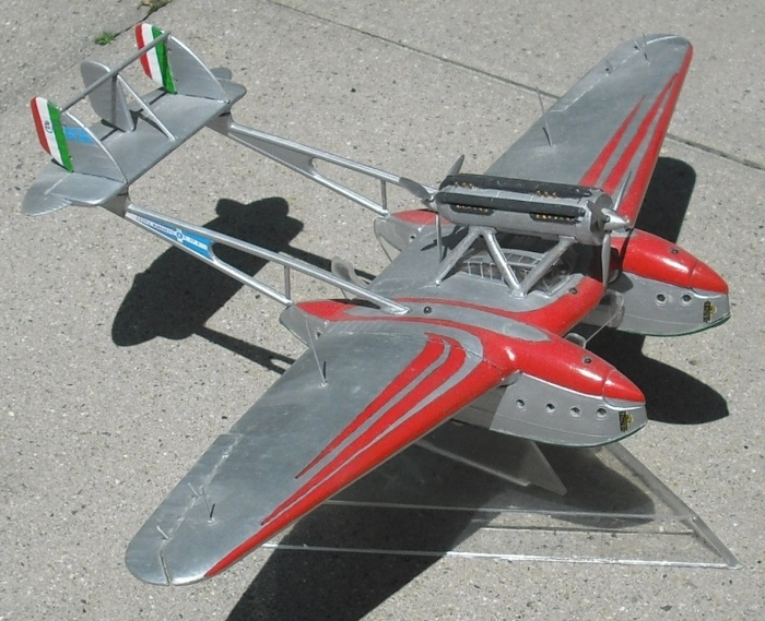 NIce model of a great plane! 12 records in its time.