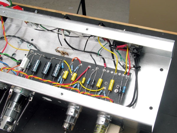33 best diy tube guitar amps images on pinterest marshalls tweed weber tube amp kits marshall 18mtmb and fender tweed deluxe circuits built by me solutioingenieria Images