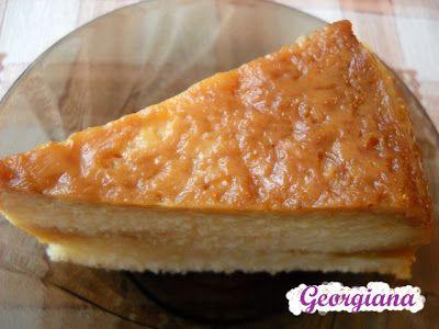 Just cooking!: Tort cu cremă de zahăr ars