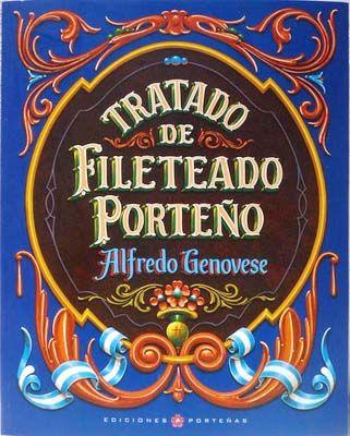 Tratado de Fileteado Porteño