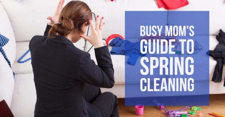 With the help from Sears Clean, Here is basic to-do list to get your home in ship-shape with a limited amount of time.