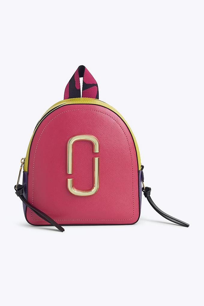 e4c48254026fc8 Marc Jacobs Pack Shot Backpack in Peony Multi   Marc Jacobs Bags ...