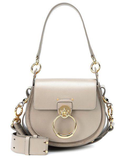 9f779236f4da Tess small leather shoulder bag by Chloe  chloe
