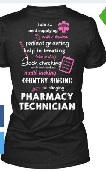 Farmacia Tecnico Del T-shirt foJf1DA