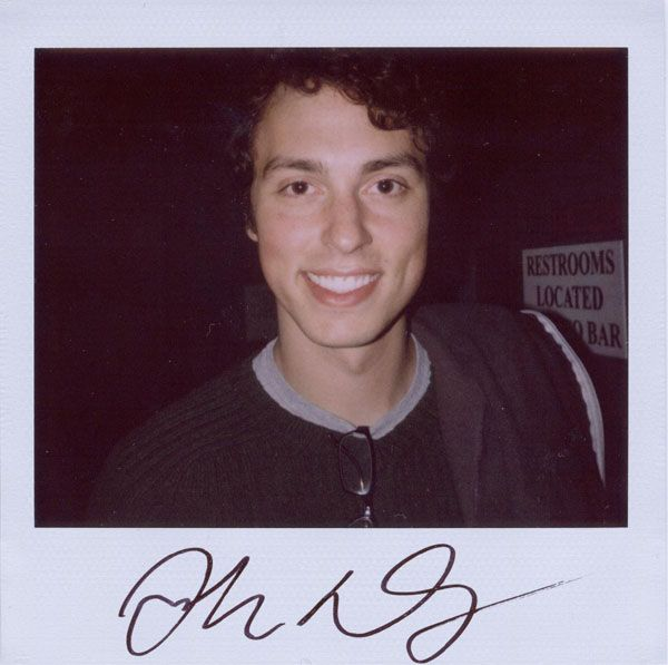 Portroids: Portroid of John Francis Daley he's so adorable