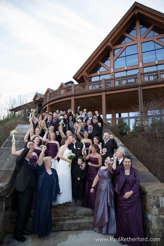 Bear Lake Reserve Wedding Photography North Carolina Smoky Mountain Wedding - - Inspiration - Everlasting Impressions - https://www.facebook.com/pages/Everlasting-Impressions-Event-Coordination/185897661447926
