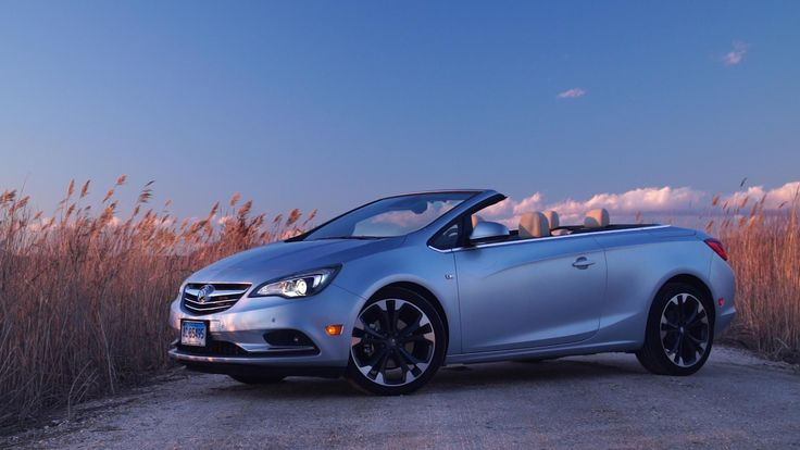 Just in time for spring, American convertible lovers get a gift from, of all places, Germany: the 2016 Buick Cascada.