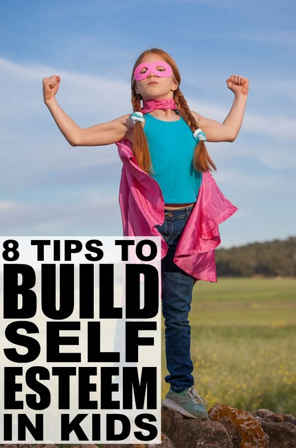 The role of society in building a girls self image