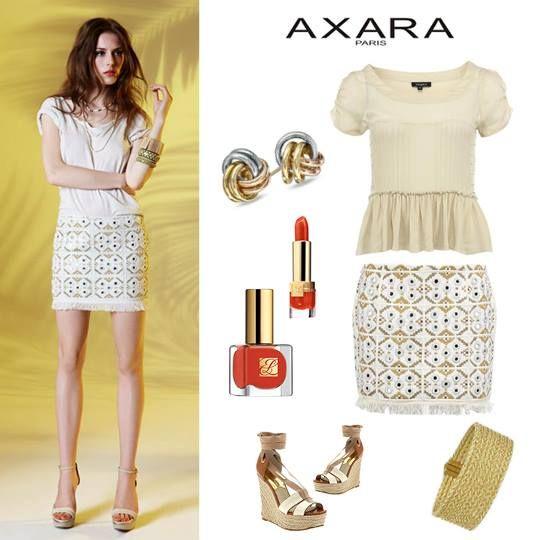 Top Skirt AXARA