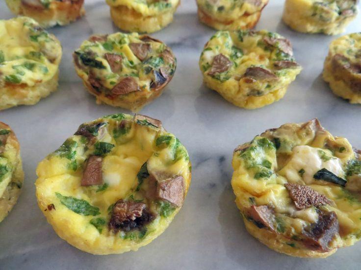 IMG_4817 - Edited wild mushroom frittata   EAT   Pinterest   Wild ...
