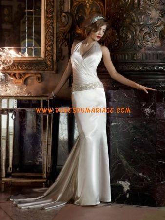 David's de Mariée Robe de Mariée Style Galina Signature SV9563