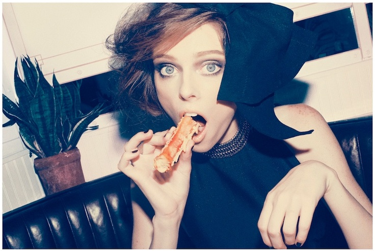 Lights, Candace, Action | Coco Rocha | Arnaud Pyvka#photography | Flair Germany September 2012