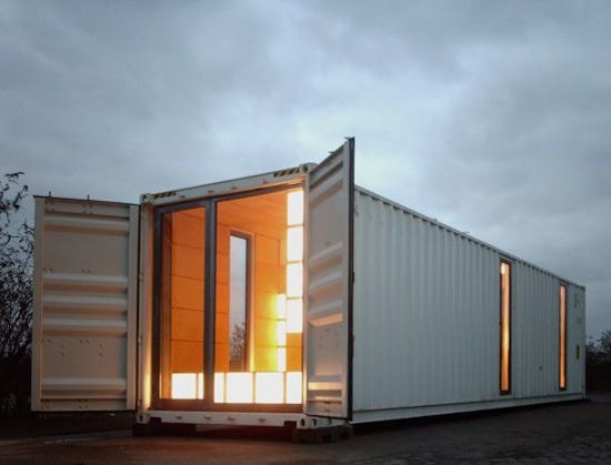 die besten 25 container h user ideen auf pinterest containerhaus design containh user. Black Bedroom Furniture Sets. Home Design Ideas