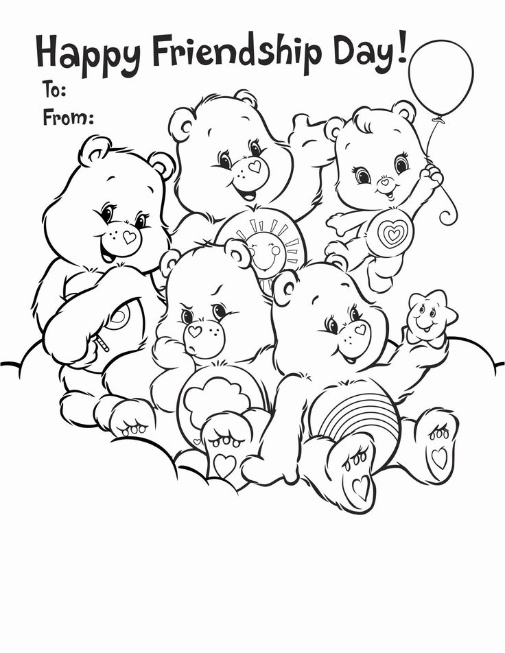 Bff Coloring Pages To Print Elegant Coloring Book World Remarkable Friendship Colori Happy Birthday Coloring Pages Birthday Coloring Pages Best Friend Drawings