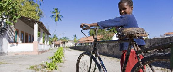 Davos Attendees To Wear Fitbits, Raise Money To Buy Bikes For Needy Kids