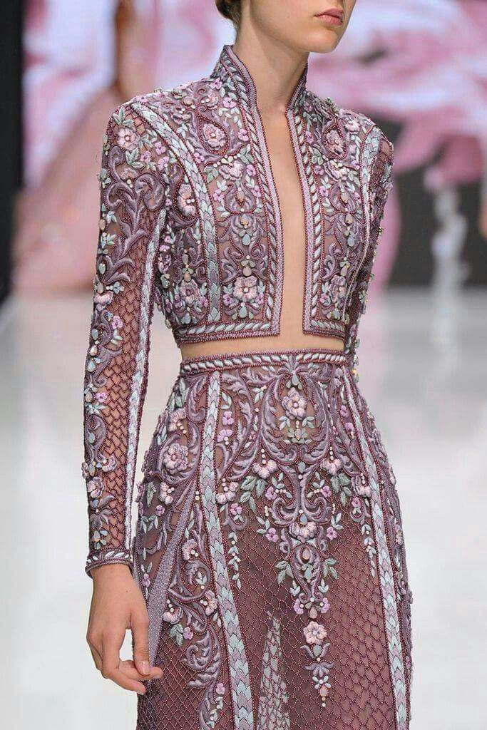 Michael Cinco Spring/Summer 2017 Couture.