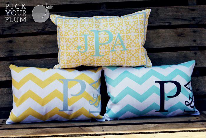 Love these pillows...diy?
