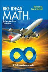 Big ideas math algebra 1 book