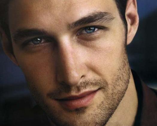 Spanish model David Guillo