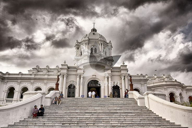 Royalty free stock photo, image | Rajbadi- Agartala - Tours and travel, architecture, place, palace