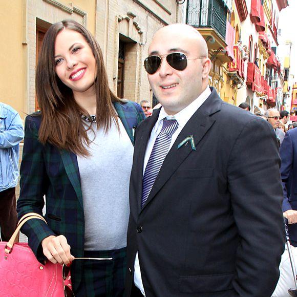 Kiko Rivera y Jessica Bueno, fieles devotos de la Semana Santa de Sevilla