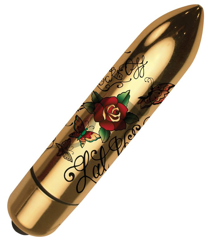Rocks Off RO-80 Tattoo Bullet Flight of Fantasy £12.99  Bullet Vibrator exclusively designed by Lal Hardy for all lovers of the RO Bullet range but now it's fully inked and oh so very seductively beautiful. Has 7 addictive sinful settings. #vibe #vibrator #rocksoff