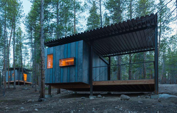 Gallery of Colorado Outward Bound Micro Cabins / University of Colorado Denver - 8