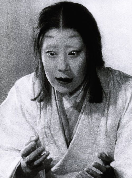 Isuzu Yamadaas Asaji/Lady Macbeth inThrone of Blood(1957, dir. Akira Kurosawa)
