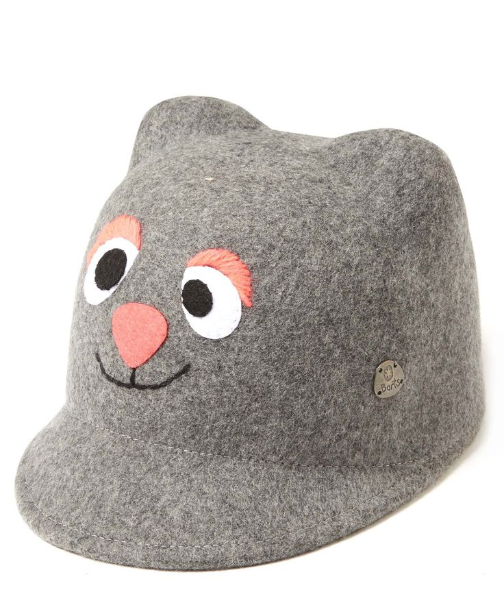 For Children: @libertylondon Purr Cat Face Cap £35.00