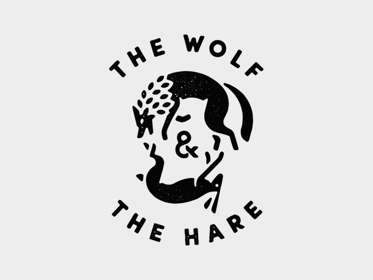 The Wolf & The Hare by Peter Komierowski - Dribbble