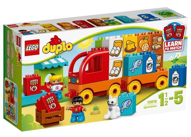LEGO DUPLO - Primul meu camion (10818)