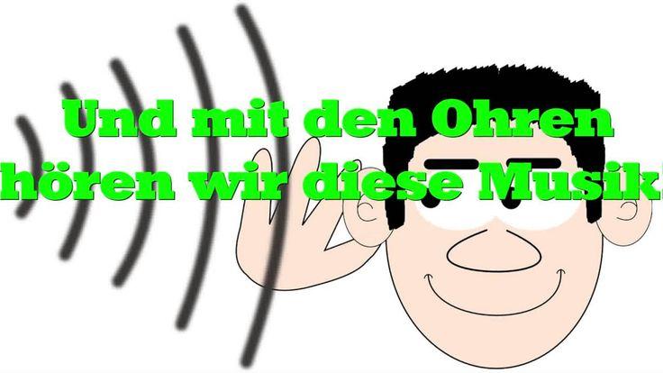 Der Mit+Dativ Song Deutsch lernen mit Musik Learn German with music