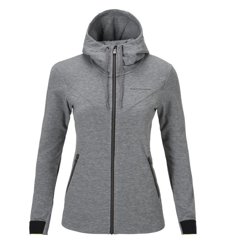 Women's Structured Hooded Zip