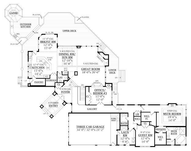 39 best multigenerational house plans images on pinterest | home