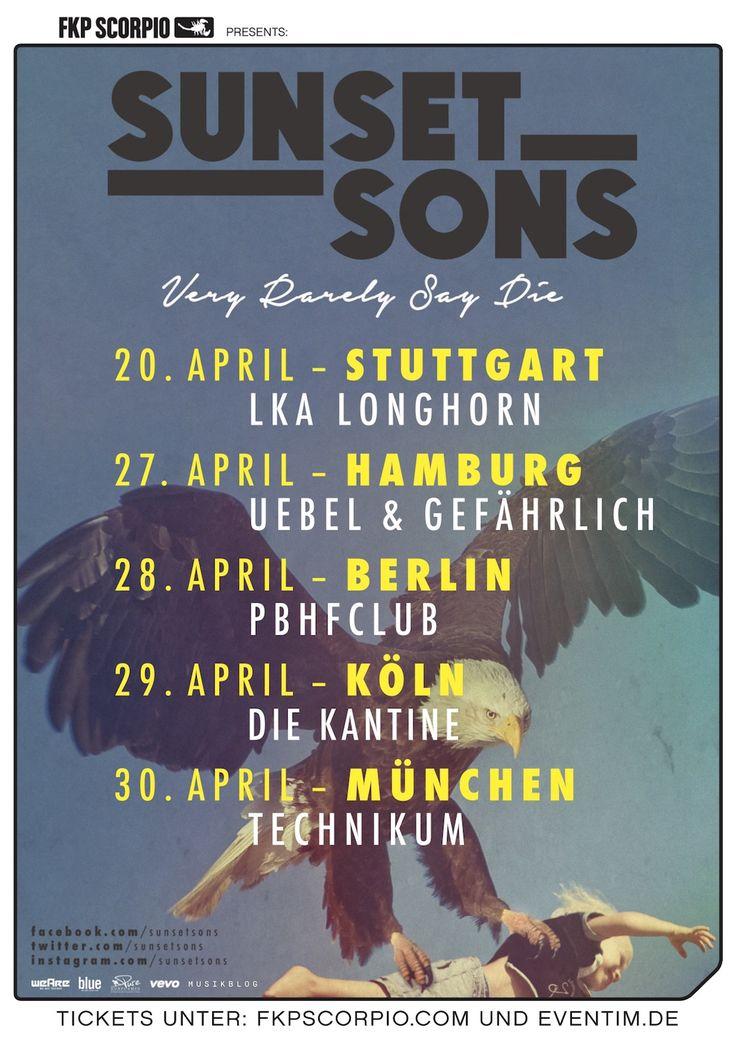 MusikBlog präsentiert Sunset Sons - https://www.musikblog.de/2015/11/musikblog-praesentiert-sunset-sons-2/ #SunsetSons