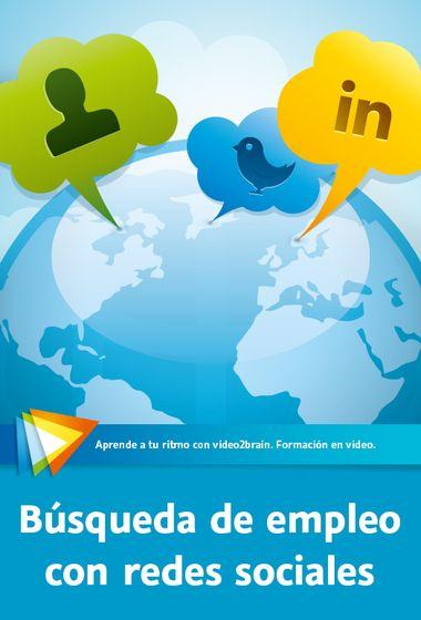 Búsqueda de empleo con redes sociales ¿Buscas o te buscan? #linkedin  https://partner.video2brain.com/ceslava/product-65523.htm