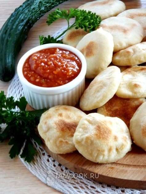 Рецепт марокканских лепёшек Батбуты