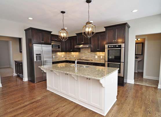 1000 ideas about dark kitchen cabinets on pinterest dark kitchens kitchen cabinets and dark. Black Bedroom Furniture Sets. Home Design Ideas